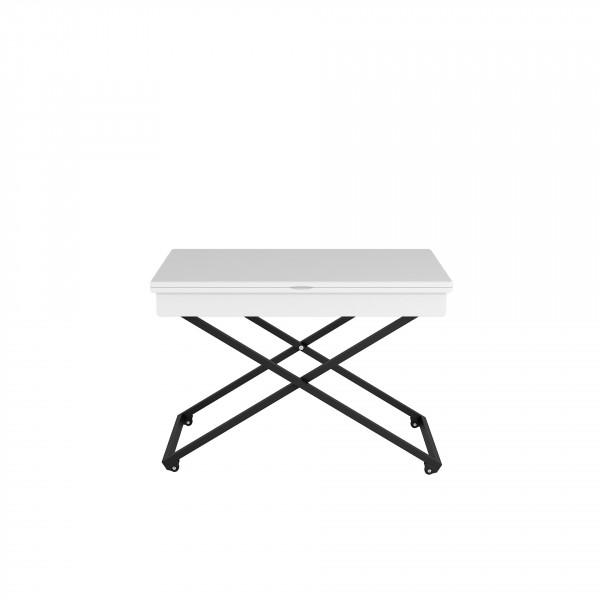 стол универсальный андрэ loft трансформируемый белый 2620955101 школьные парты дэми стол универсальный трансформируемый сут 24 столешница белая