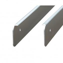 Планка торцевая правая для столешницы 38мм Локри 1519-R-e