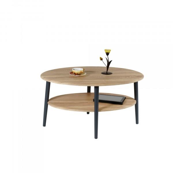 стол журнальный эль сж-01 дуб сонома 5514110401 детские столы и стулья калифорния мебель стол журнальный эль сж 01