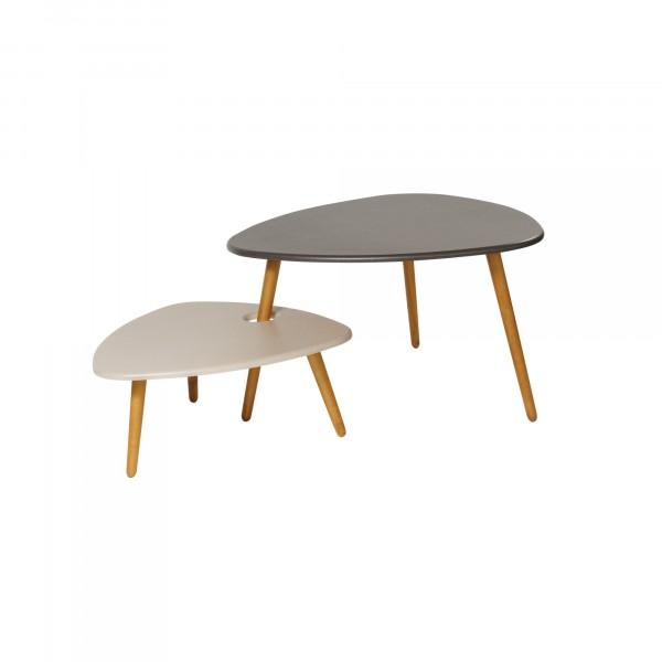 стол журнальный стилгрей серый лен/бежевый лен 1781541103 прихватка василиса витаминный микс 21х21см лен 30