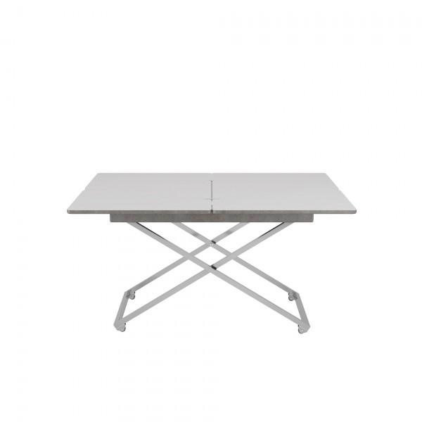 стол универсальный андрэ менсола трансформируемый серый бетон 2563458704 школьные парты дэми стол универсальный трансформируемый сут 24 столешница белая