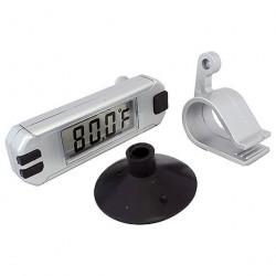 Термометр автомобильный электронный на присоске Auto Standart 104028