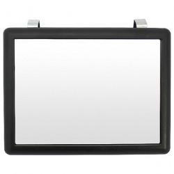 Зеркало внутрисалонное Auto Standart на солнцезащитный козырек 110х150мм 103506