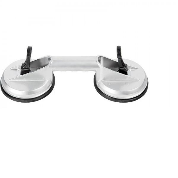 стеклодомкрат алюминиевый двойной, г.п 80кг, // matrix 875205