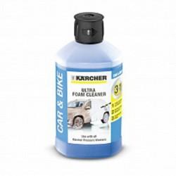 Автошампунь (пена) для бесконтактной мойки 1,0л Ultra Foam Cleaner Karcher 6.295-744.0