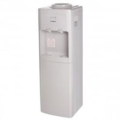 Кулер для воды Sonnen fsc-02 напольный,нагрев/охлаждение компрессорное,2 крана бежевый 453978