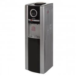 Кулер для воды Sonnen fcb-02 напольный,нагрев/охлаждение компрессорное,2 крана серебристый 453983