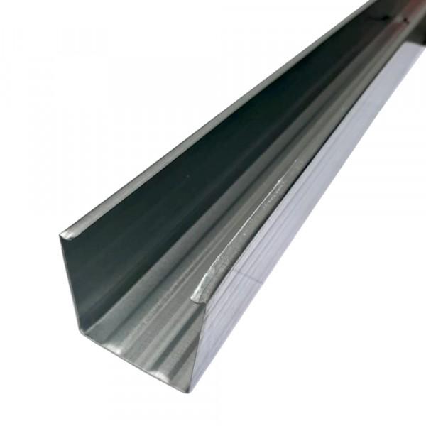 профиль стоечный (пс) гипрофи лайт 50х50 мм 3 м порог пс 03 серебро люкс 1 35 м н 37 мм 6 24 пс 03 1350 01л