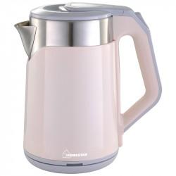 Чайник Homestar HS-1019 1,8л стальной розовый