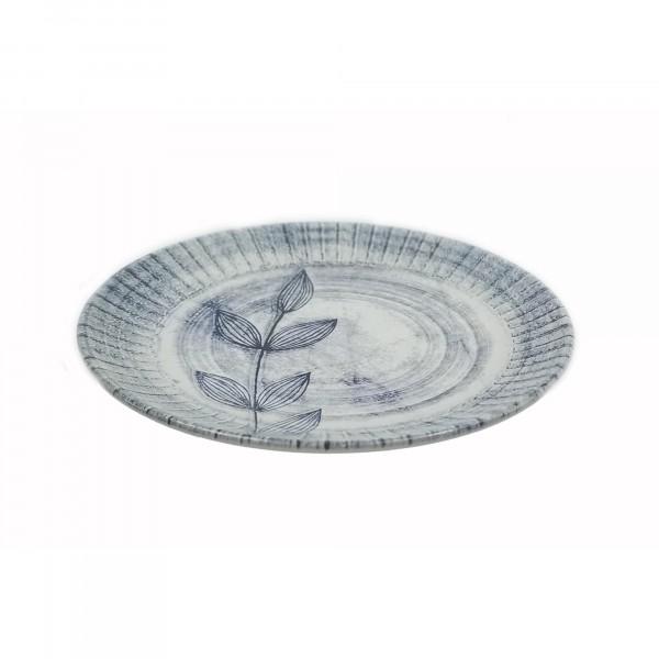 тарелка 20см рапсодия керамика р19015-21 тарелка декоративная lefard бабочка 20см настенная керамика