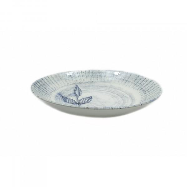 Фото - тарелка 22см рапсодия глубокая р19015-22 тарелка home cafe десертная желтая 22см керамика