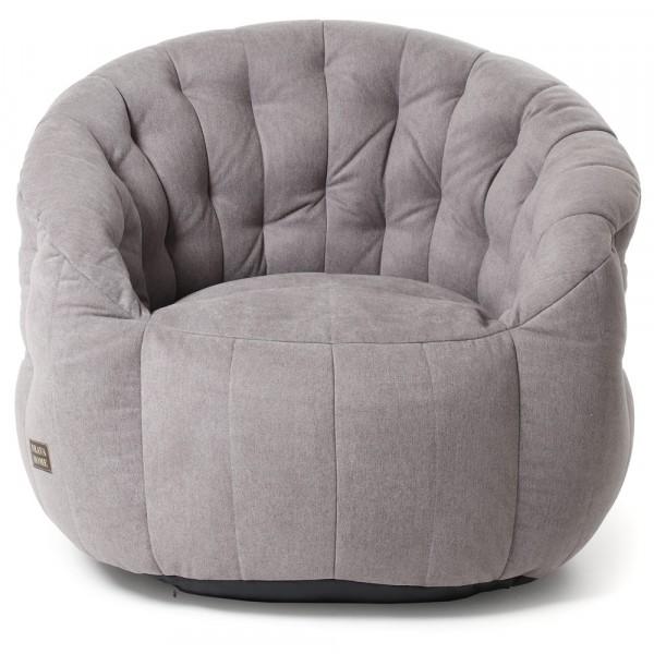 пуф кресло дарвин (серый)