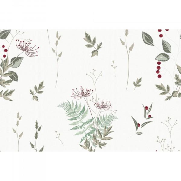 декор керамический botanica 40х27 белый ут-99900331 плитка настенная botanica 40х27 зеленый ут 99900305