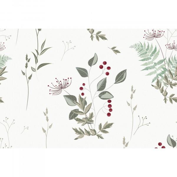 декор керамический botanica 40х27 белый ут-99900333 плитка настенная botanica 40х27 зеленый ут 99900305