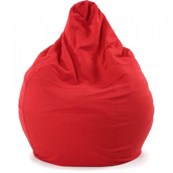 пуф-мешок maxi (красный)