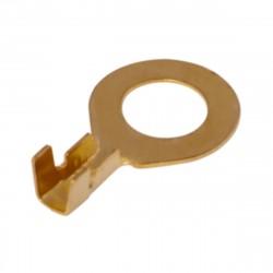 Наконечник кольцевой неизолированный (НК 8-1.0-1.5) 1.0-1.5мм2/8.2мм (100шт), REXANT 08-0075
