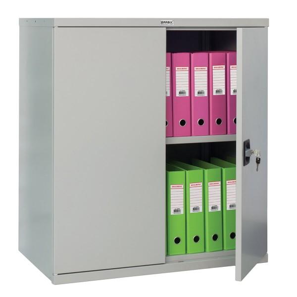 шкаф металлический (антресоль) brabix mk 08/46, 830х915х460 мм,24 кг, 4 полки, разборный, 291137