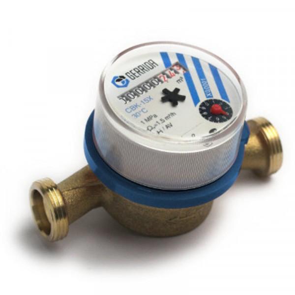 счетчик для воды свк-15 х антимагнитный gerrida