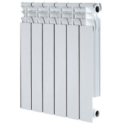 Радиатор ОАЗИС Премиум 500/80  6 секций