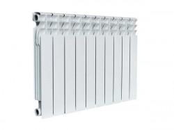 Радиатор ОАЗИС Премиум 500/80  10 секций