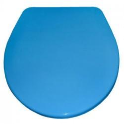 Сидение для унитаза Орио-К голубое К-02
