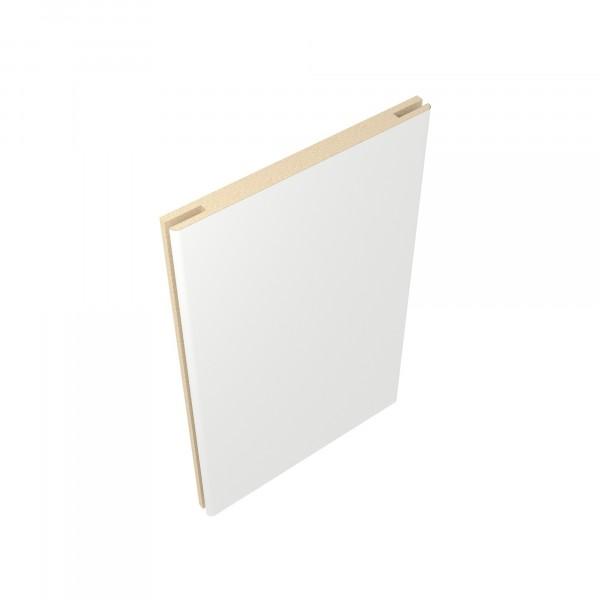 Фото - добор плоский,эмаль 2070х10х10мм,белый добор плоский пвх 2070х150х10мм белый ясень