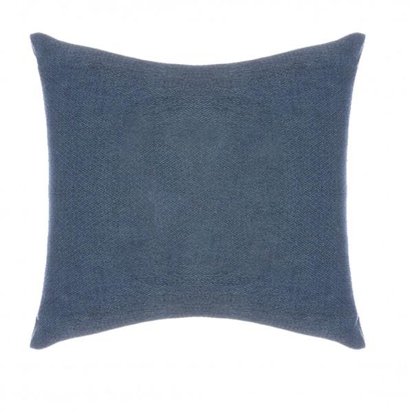 подушка декоративная пикамо 40x40 портьерная ткань голубой п 537827 v16