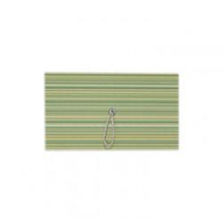 Стол письменный 2 /фасад/ Калейдоскоп молодежная Радуга зеленая U2701