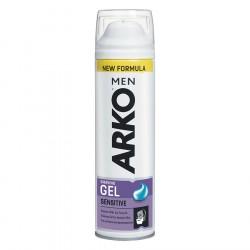 Гель для бритья ARKO Sensitiv 200мл /Evyap Sabun/