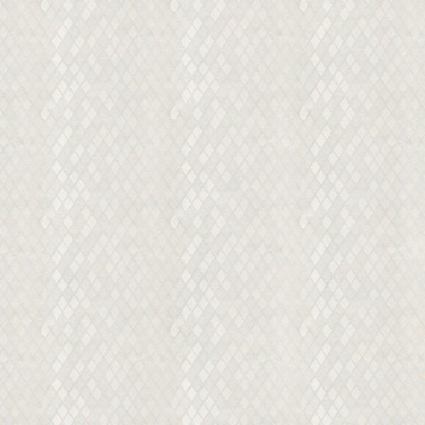 обои 75084-11 walldecor флизелин 1.06x10,06м геометрия белый