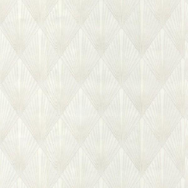 обои 75083-11 walldecor флизелин 1.06x10,06м геометрия белый