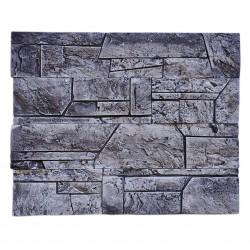 Камень интерьерный Рим черный мрамор