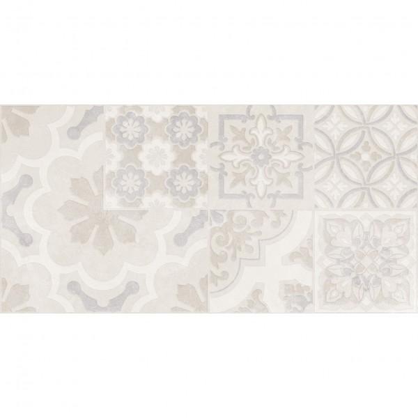 плитка настенная 30х60 doha pattern бежевый