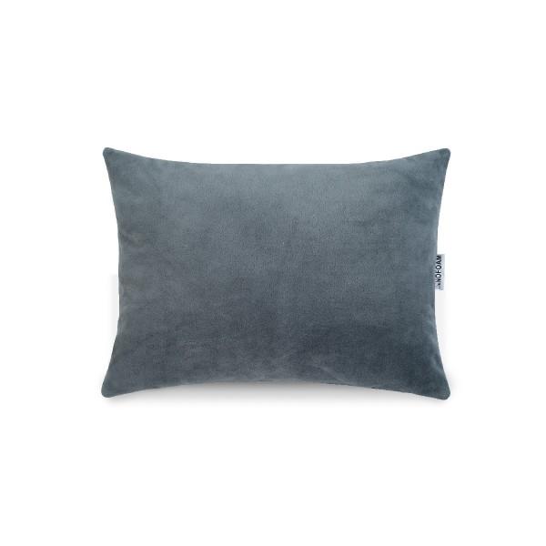 автомобильная подушка innofoam travelux extrim для путешествий 40x60 велюр, 100% пэ
