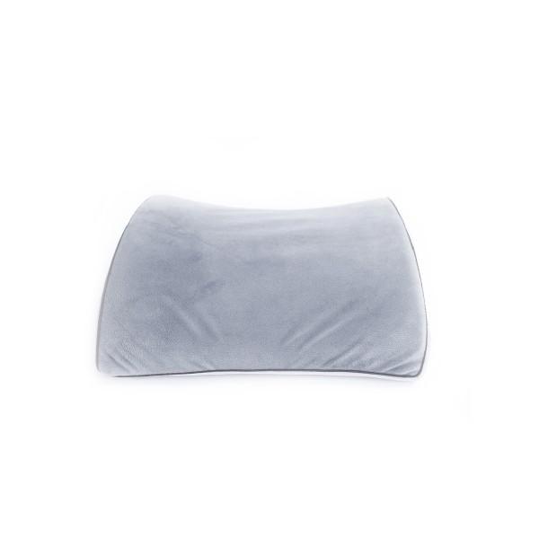 автомобильная подушка innofoam backlux neo для поясницы 40x60 велюр, 100% пэ