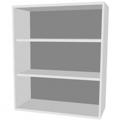 Корпус шкафа 2дв. 716*798 белый