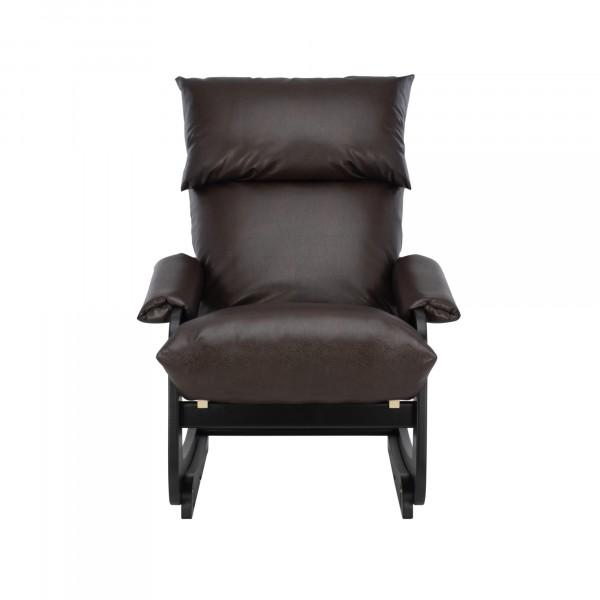 Кресло качалка Комфорт Модель 81 100х74см венге,