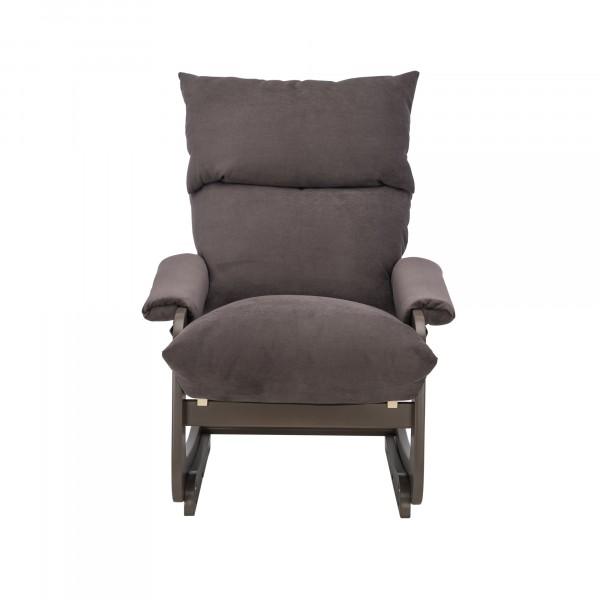 Кресло качалка Комфорт Модель 81 100х74см серый