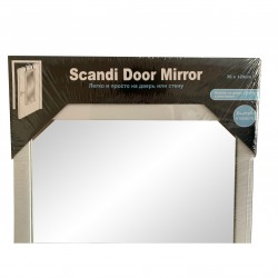 Зеркало Scandi подвесное 33х123х1см
