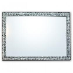 Зеркало Мозаика подвесное 50х70х2.5см
