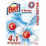 Освежитель для унитаза BREF Сила-Актив 50г Хлор 903969