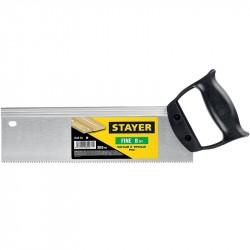 Пила для стусла 300мм закаленный зуб, STAYER 1536-30-1536-30_z01