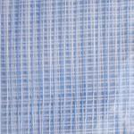 Тюль Маркиза сетка полоса 10775/22 4,0*2,7м, на тесьме голубой