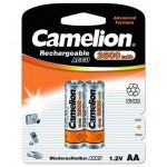 Аккумулятор Camelion АА-2500mАh Ni-Mh BL-2 (2шт)