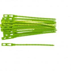 Подвязки для садовых растений, 13 см, пластиковые, 50 шт. Palisad 64494