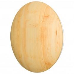 Анемостат 100мм приточно-вытяжной с фланцем (сосна), 10DW Pine, ЭРА