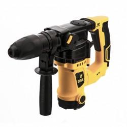 Перфоратор электрический Denzel  SDS-max 900Вт, 850об/мин, 4100уд/мин, 4Дж