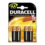 Батарейка Duracell MN1500 AA /4шт/