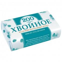 Мыло ХВОЙНОЕ 180г в бумажной упаковке /Нижний-Новгород/ 3701