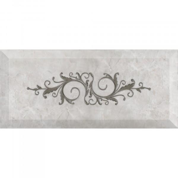 Фото - декор керамический classico 20х45 бежевый 331261 декор piezarosa цезарь 1 серый 25х40 см 342571